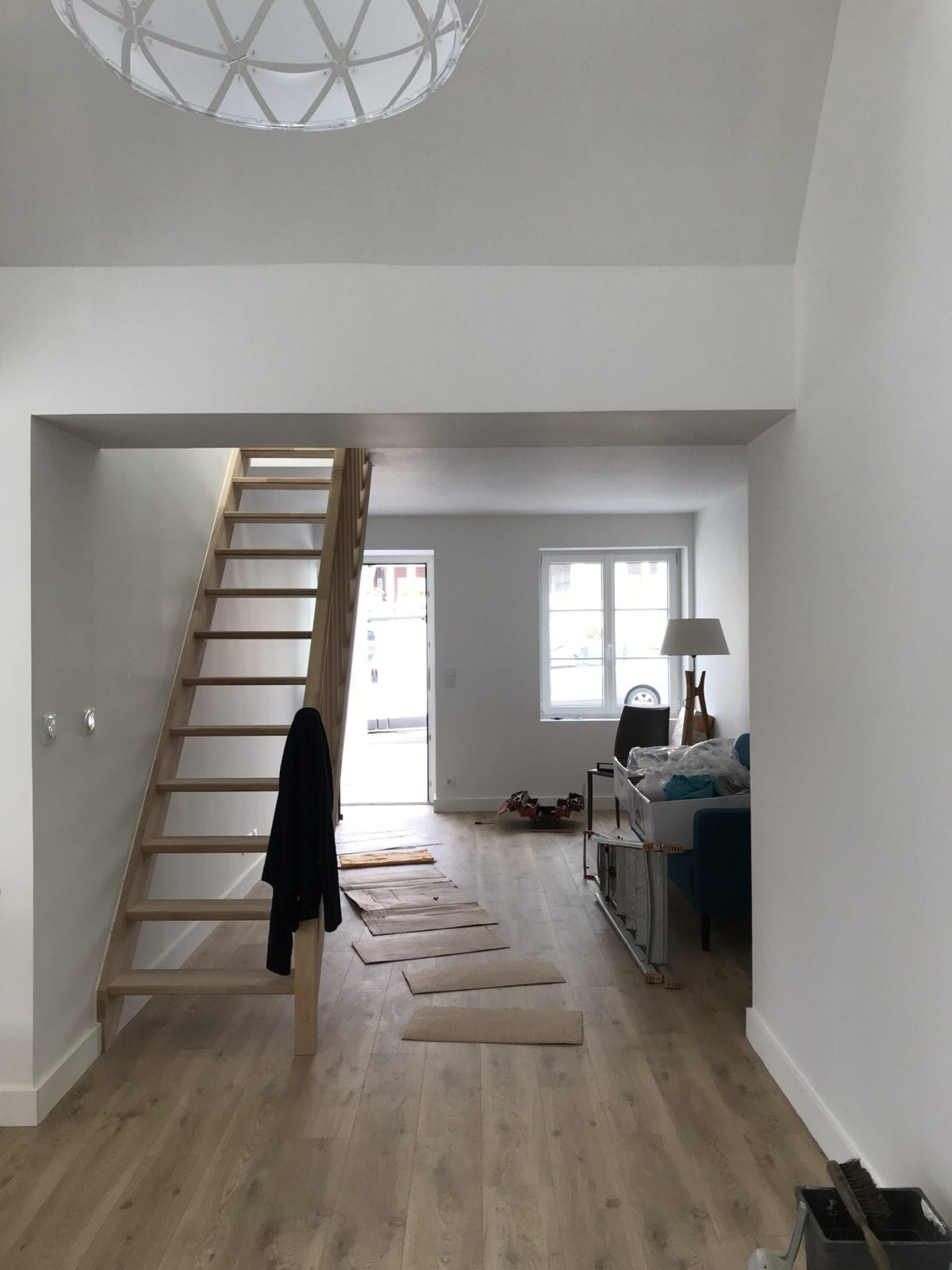 wissant-renovation-extension-salon-et-changement-de-l-escalier